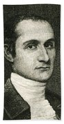 John Jay, American Founding Father Beach Towel by Photo Researchers