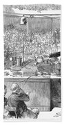 John Tyndall (1820-1893) Beach Towel