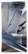 Joint Operations Squadron V5 Beach Towel