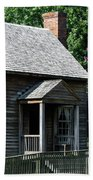 Jones Law Office Appomattox Court House Virginia Beach Towel by Teresa Mucha