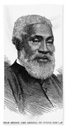 Josiah Henson (1789-1883) Beach Towel