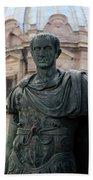 Julius Caesar Beach Towel