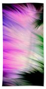 Jungle Nights Beach Towel