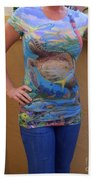 Jupiter Performance Ladies Shirt Beach Sheet
