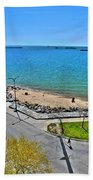 Just A Beautiful Day Beach Towel