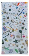 Just A Walk In The Park Beach Towel