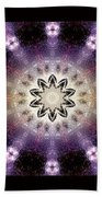 Kaleidoscope - Triptych Beach Towel