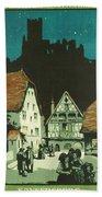 Kaysersberg Alsace Beach Sheet