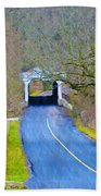 Kennedy's Bridge Over French Creek Beach Towel