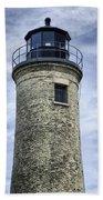 Kenosha Southport Lighthouse Beach Towel