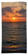Key West Sunrise Beach Towel