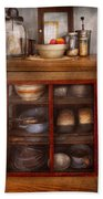 Kitchen - The Cooling Cabinet Beach Towel