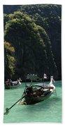 Krabi Island Thailand Beach Towel
