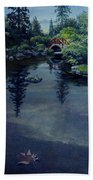 Kubota Reflections Beach Towel