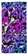 L-arganine Beach Towel by Michael W. Davidson