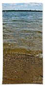 Lake Calhoun Beach Towel