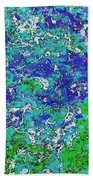 Land And Sea Beach Towel