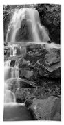 Laurel Falls In The Smoky Mountains Beach Towel