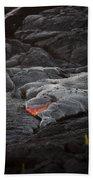 Lava Beach Towel