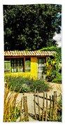 Le Jardin De Vincent Beach Towel by Chris Thaxter