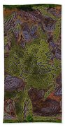 Leafy Goodness Beach Towel