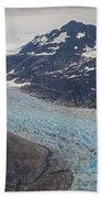 Leconte Glacial Flow Beach Towel