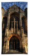Leeds Cathedral Beach Towel
