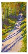 Lena Lake Trail 3 Beach Towel