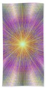 Let There Be Light 2012 Beach Towel