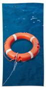 Life Buoy Beach Towel