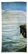 Life Is Bigger Beach Towel by Laurie Search