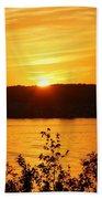 Life On The Susquehanna Beach Towel