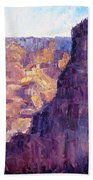 Light In The Canyon Beach Towel