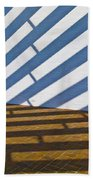 Light Struck Beach Towel