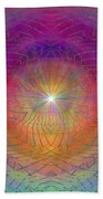 Lightwave Geometrics Beach Towel