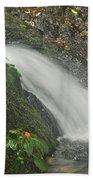 Likeke Falls 51 Beach Towel