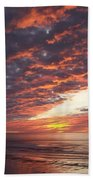Lincoln City Sunset Beach Towel