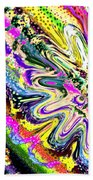 Liquid Clam Beach Towel