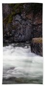 Little Susitna River Beach Towel