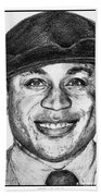 Ll Cool J In 2010 Beach Towel