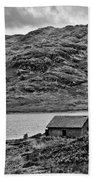 Loch Arklet Boathouse Beach Towel