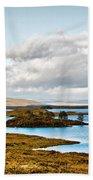 Loch Ba View Beach Towel