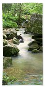 Lost Valley 2 Beach Towel by Marty Koch