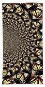 Lotsa Butterflies  Beach Towel