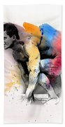Love Colors - 2 Beach Sheet