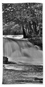 Lower Tahquamenon Falls 6140b Beach Towel