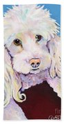 Lucy Beach Towel by Pat Saunders-White