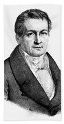 Ludwig Tieck (1773-1853) Beach Towel