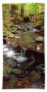 Lupin Creek, Strathcona Provincial Beach Towel
