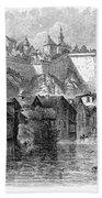 Luxembourg, 19th Century Beach Towel